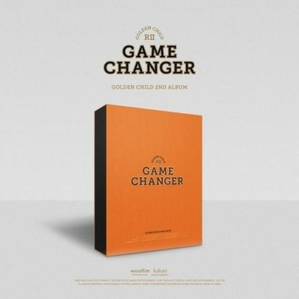 Golden Child- Album Vol.2 [Game Changer]