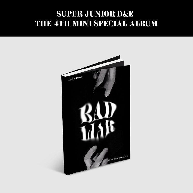 Super Junior D&E - Mini Album Vol.4 [Special Album]
