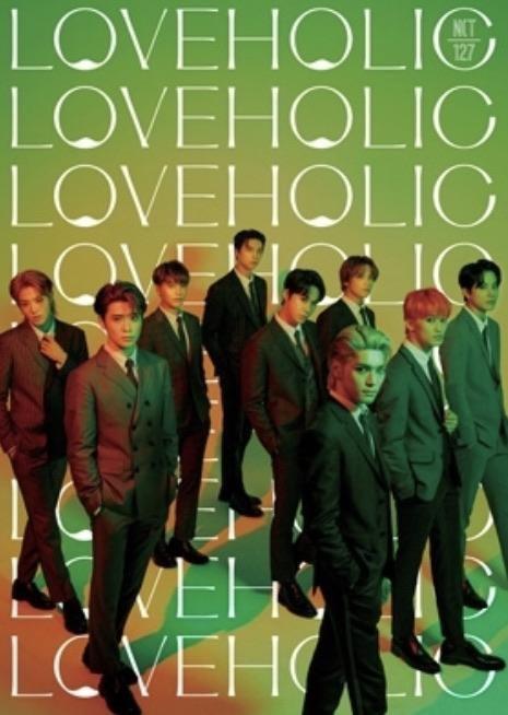 NCT 127 Japan 2nd Mini Album [LOVEHOLIC]
