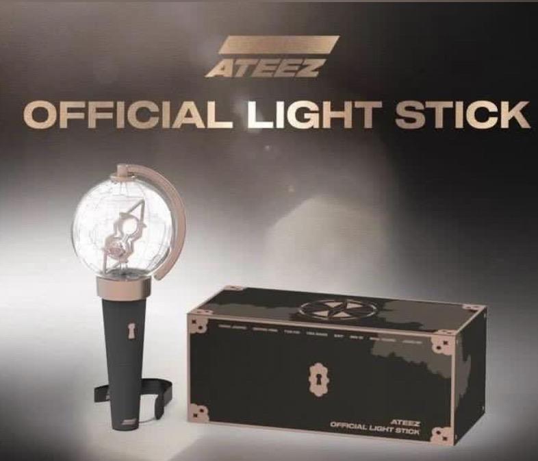 ATEEZ OFFICIAL LIGHTSTICK