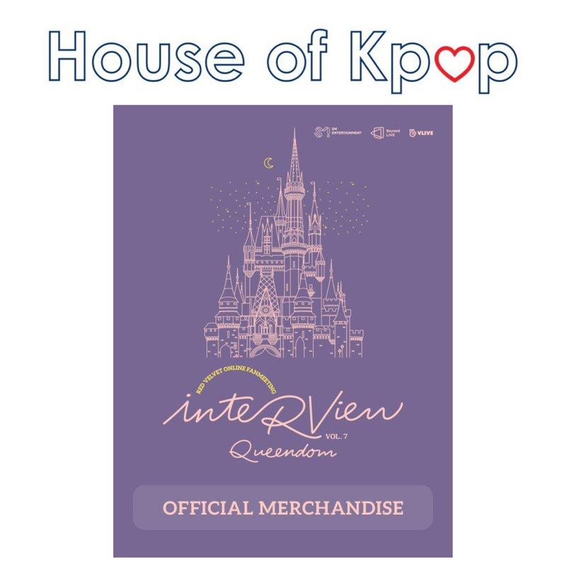 Red Velvet Online Fanmeeting - inteRView vol.7 : Queendom