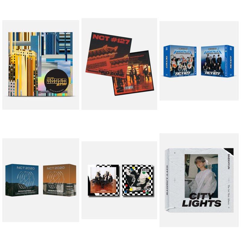 NCT / Baekhyun Kit / Kihno (Reprint)