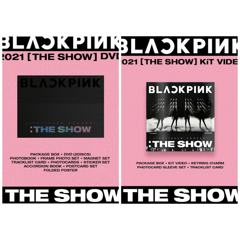 BLACKPINK - BLACKPINK 2021 [THE SHOW]