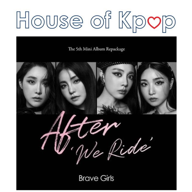 Brave Girls - Repackage Album [After 'We Ride']