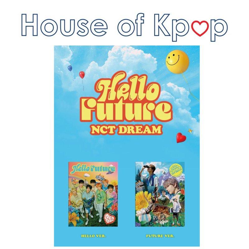 NCT DREAM - Repackage Album Vol.1 Hello Future