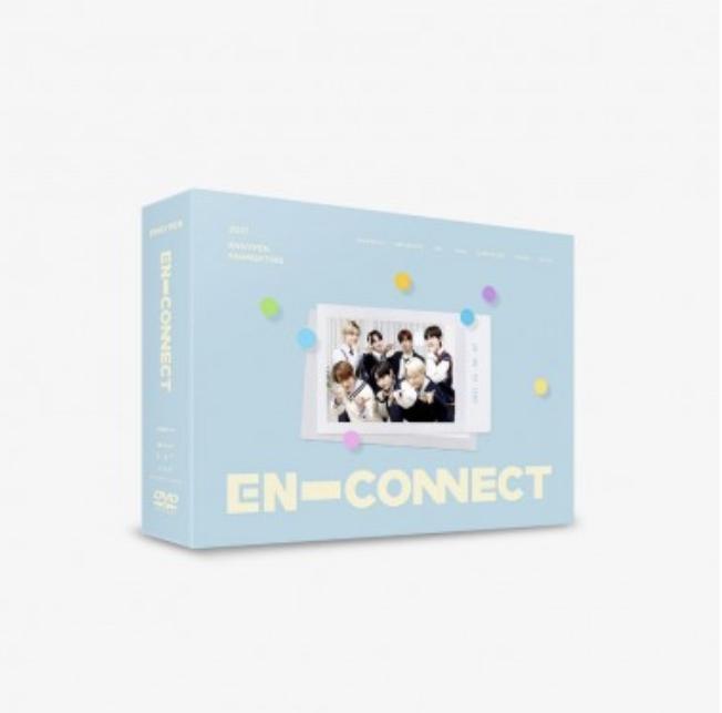 ENHYPEN 2021 FANMEETING [EN-CONNECT] DVD