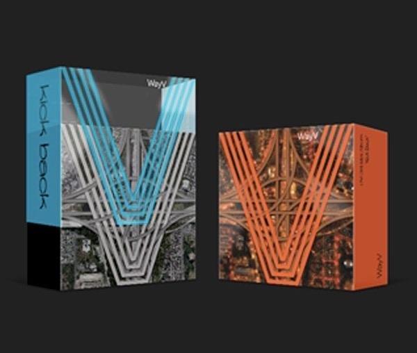 WayV - Mini Album Vol.3 [Kick Back] (Kit Ver)