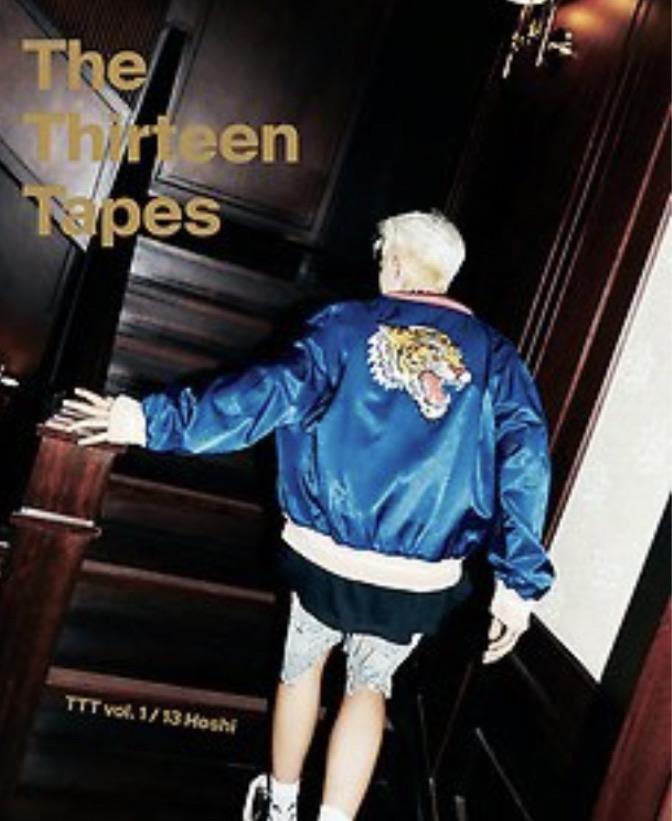 The Thirteen Tapes (TTT) Vol.1 1/13 Hoshi