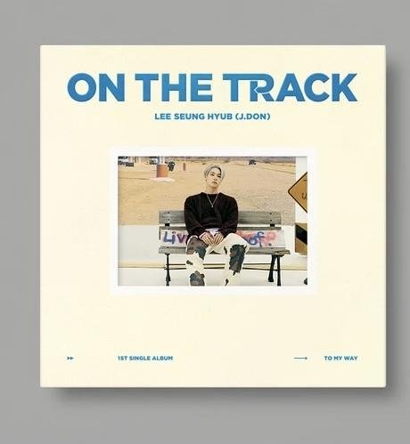 N.FLYING LEE SEUNG HYUB (J.DON) - 1st Single Album [ON THE TRACK]