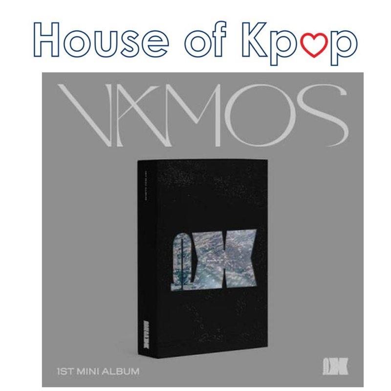 OMEGA X - 1st Mini Album [VAMOS]