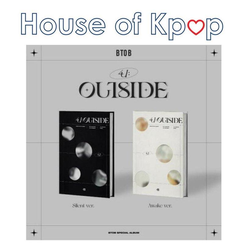 BTOB - Special Album [4U : OUTSIDE]