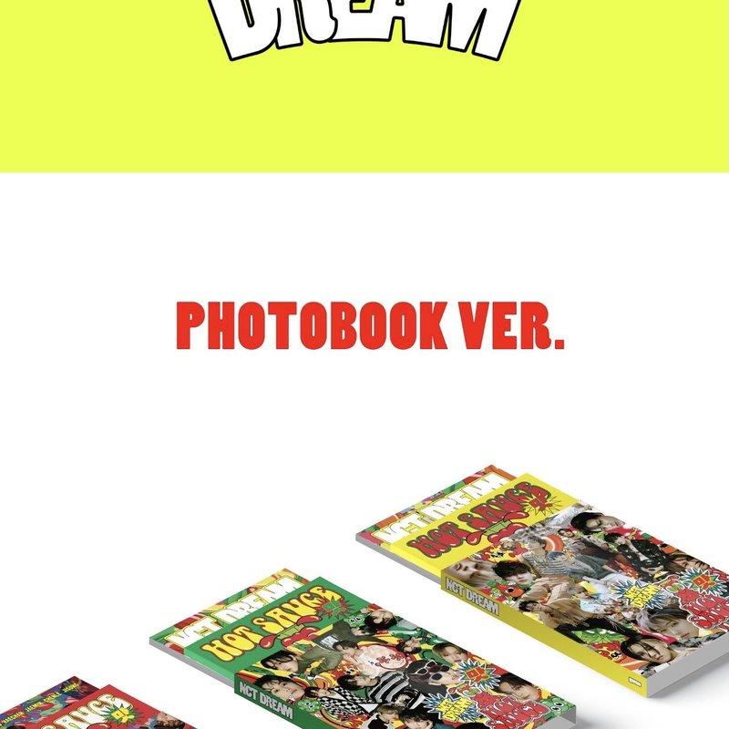 NCT DREAM - Album Vol.1 [Hot Sauce]