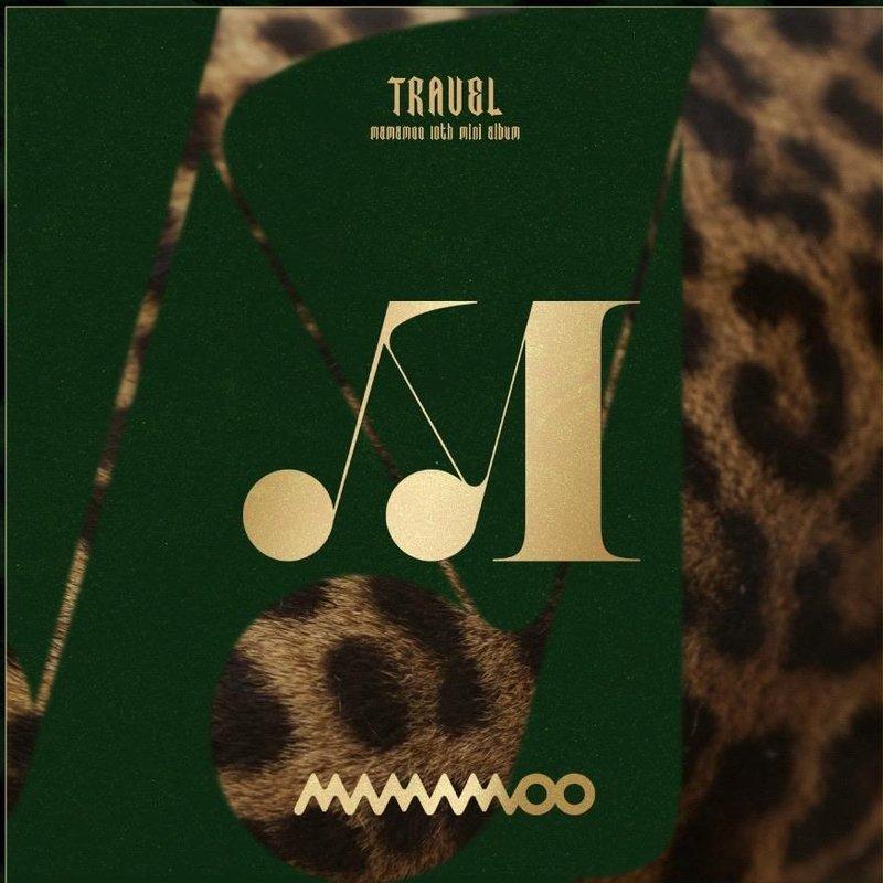 Mamamoo - Mini Album Vol.10 [TRAVEL]