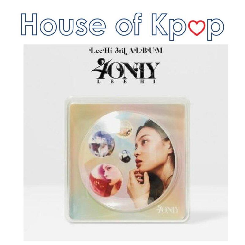 Lee Hi - Album Vol.3 [4 ONLY]
