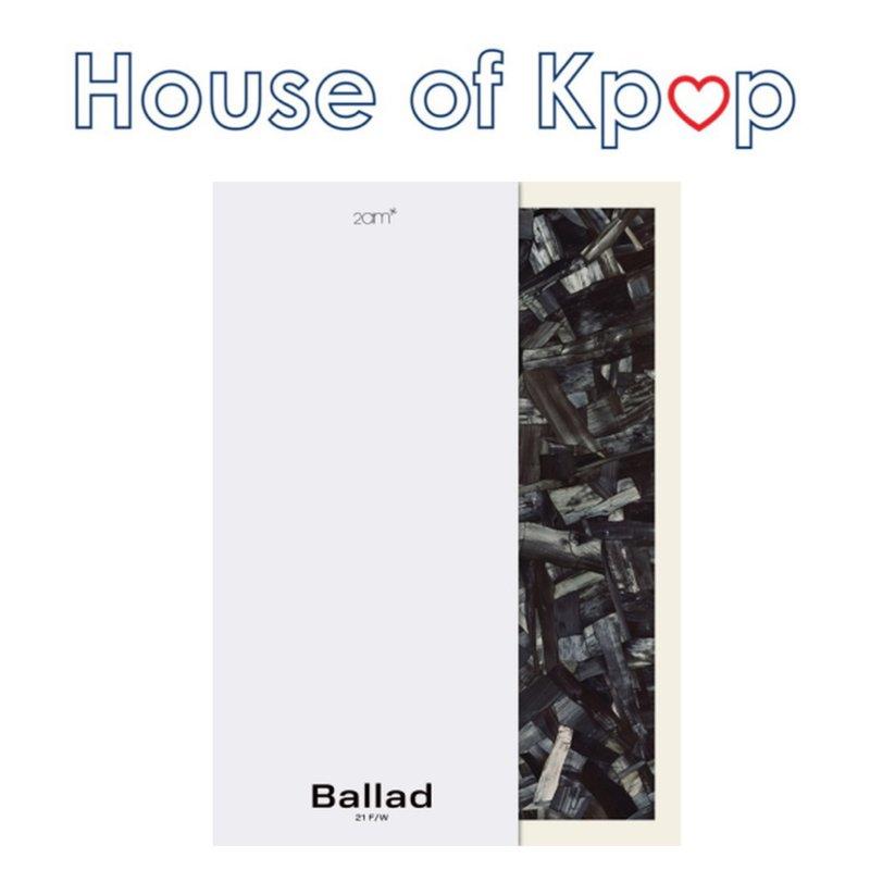 2AM - Album [Ballad 21 F/W]
