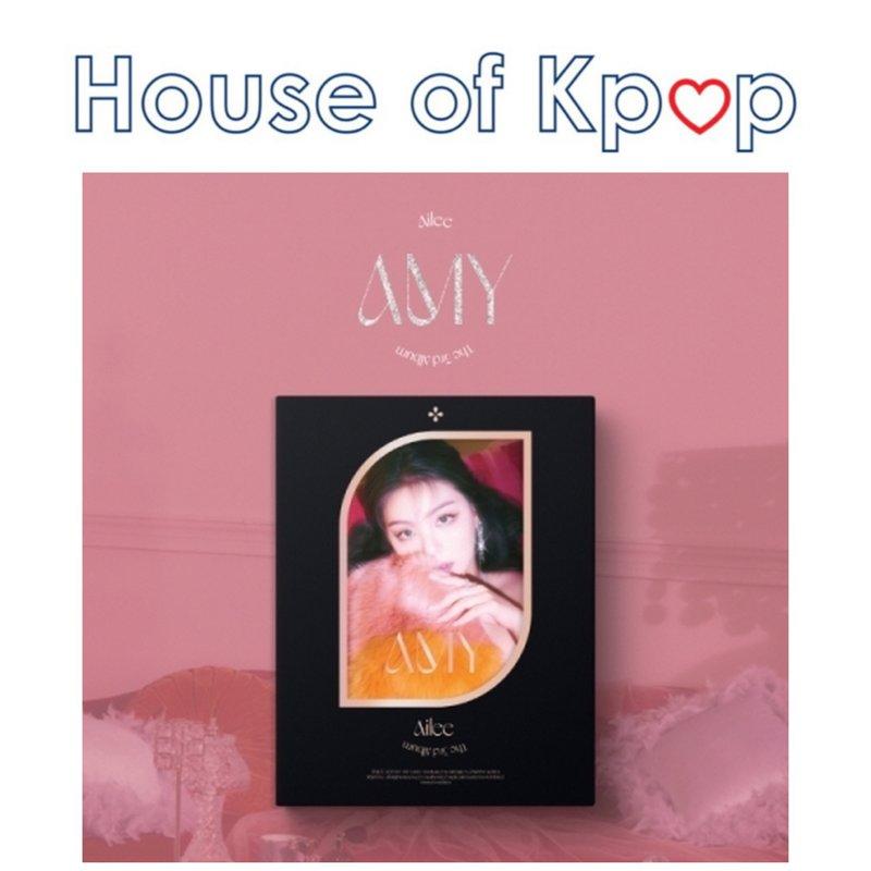 Ailee - Album Vol.3 [AMY]