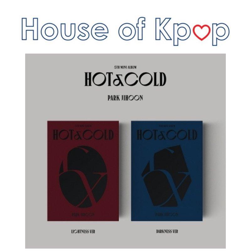 Park Ji Hoon - Mini Album Vol.5 [HOT&COLD]