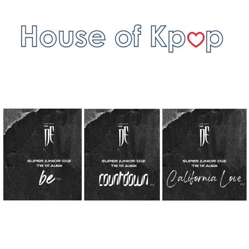 Super Junior : D&E - Album Vol.1 [COUNTDOWN]