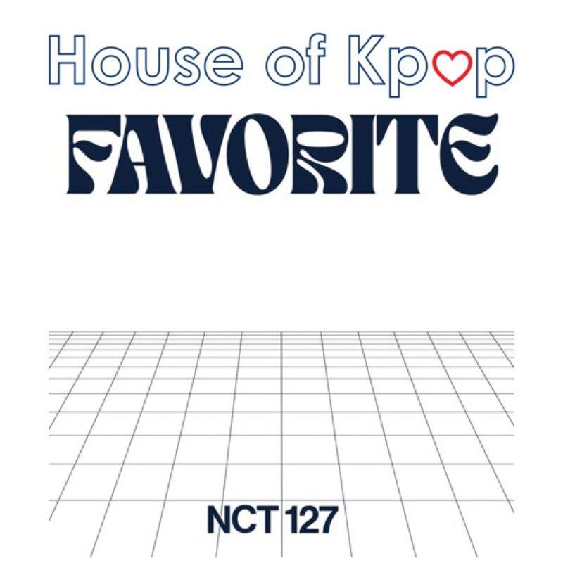 (Kit Ver) NCT 127 - The 3rd Album Repackage [Favorite]