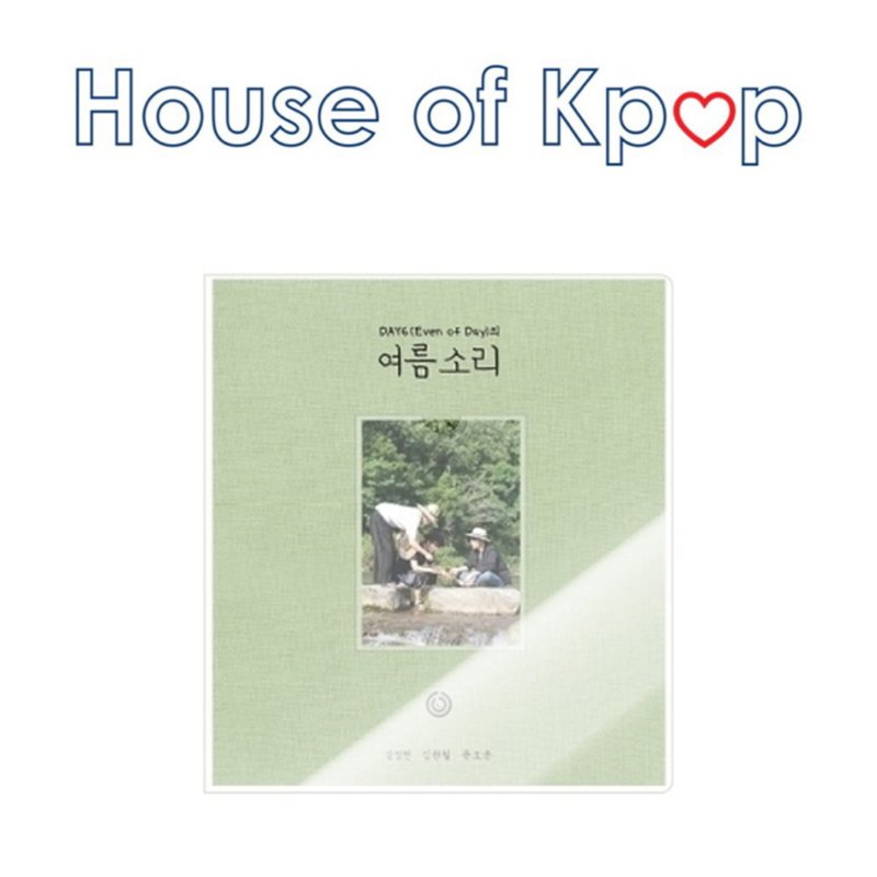 DAY6 (Even of Day) - [여름소리 포토북 (SUMMER MELODY PHOTOBOOK)]