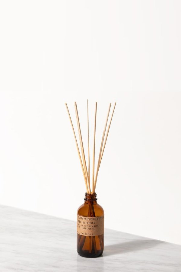P.F. Candle Co. Patchouli Sweetgrass Reed Diffuser