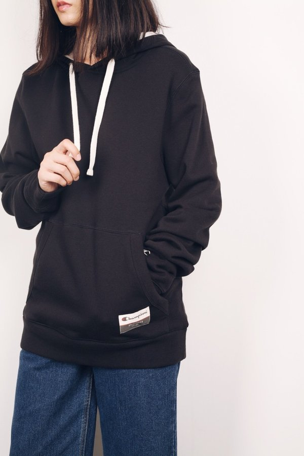 Champion Sueded Fleece Pullover Hoodie