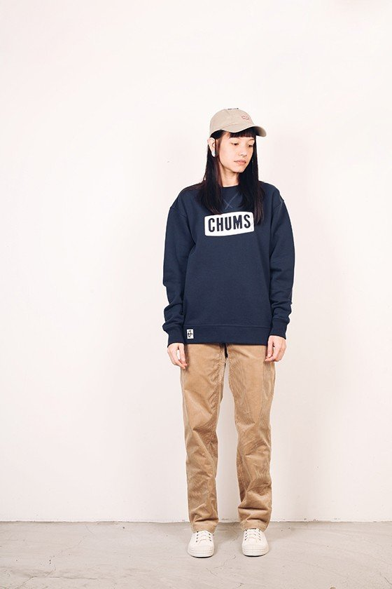 Chums Japan Boat Logo Crew Top