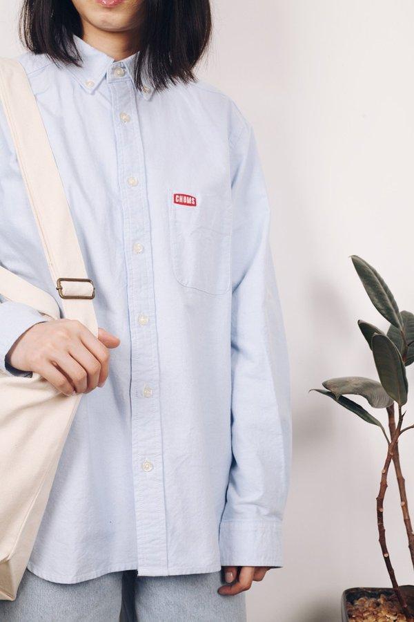 Chums Japan Oxford Shirt