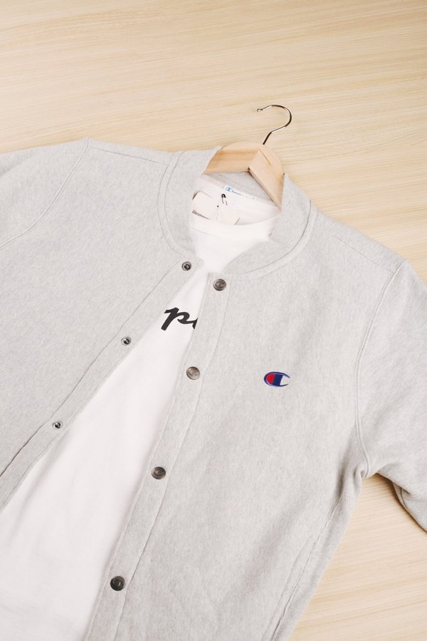 Champion Reverse Weave Baseball Jacket