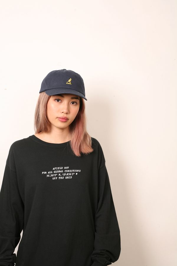 Afield Out Off The Grid L/S Tee