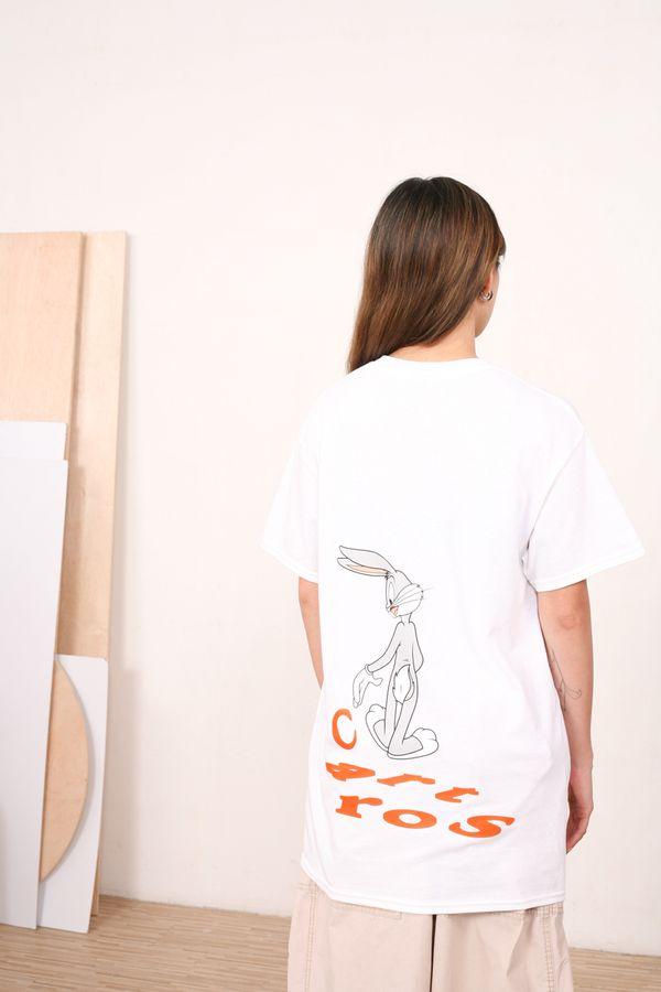 Carrots x Bugs Bunny Wordmark Drop Tee