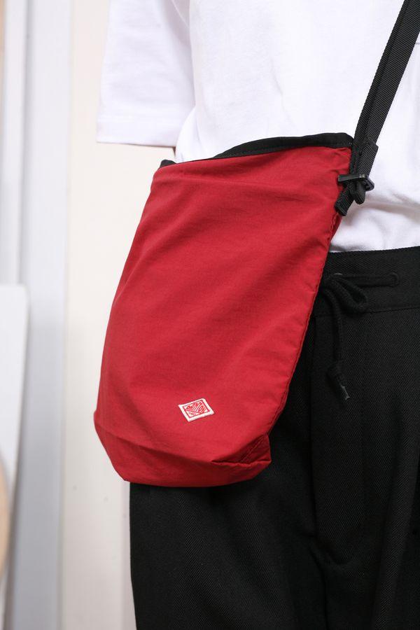 Danton Nylon Taffeta Utility Bag