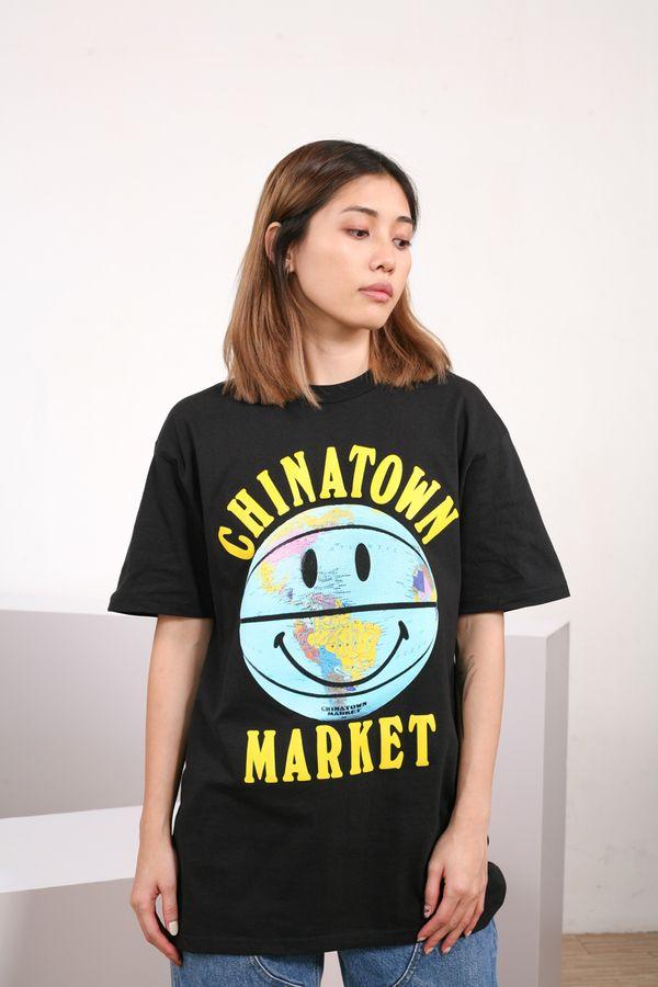 Chinatown Market Globe Ball Tee