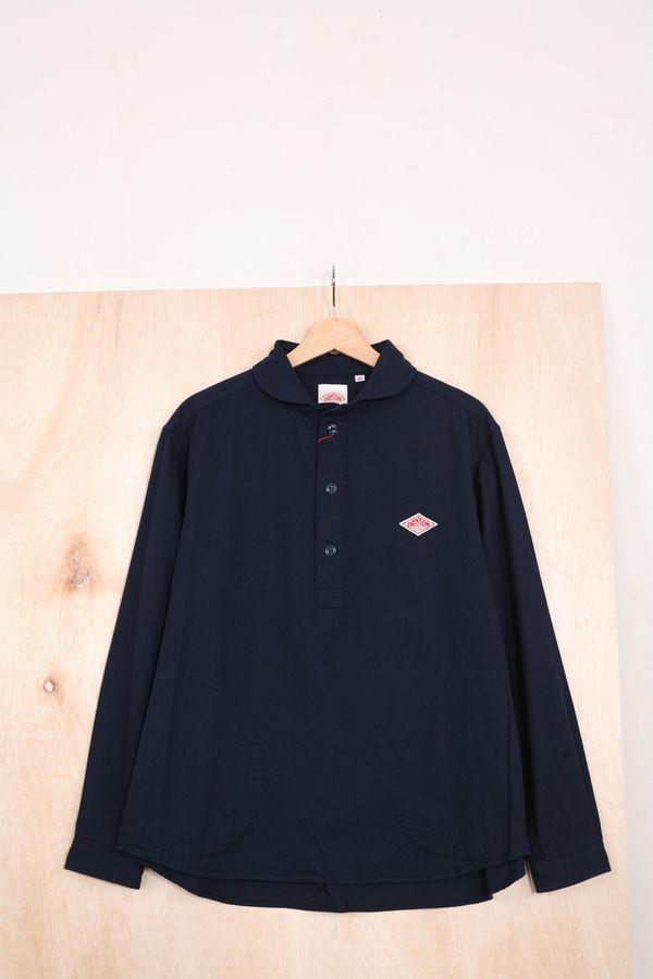 Danton Viyella Round Collar Shirt