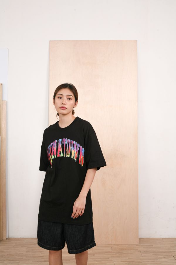 Chinatown Market Watercolour Arc Tee
