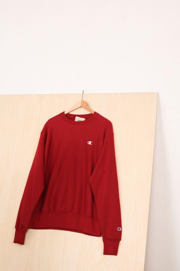 Champion Reverse Weave Small C Pullover