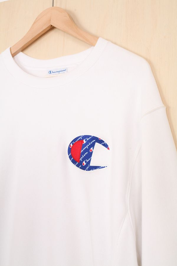 Champion Sublimated C Logo Pullover