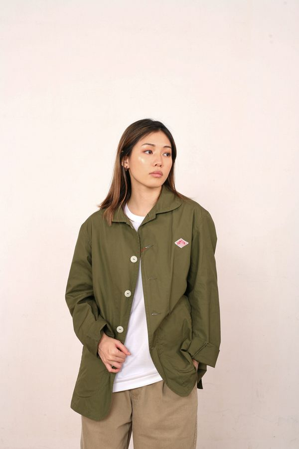 Danton Round Collar Jacket