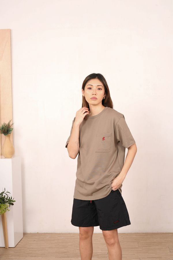 Gramicci Japan One Point Tee