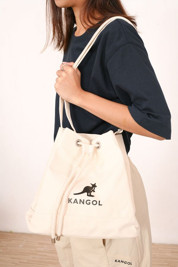 Kangol Picnic Canvas Big Cross Bag
