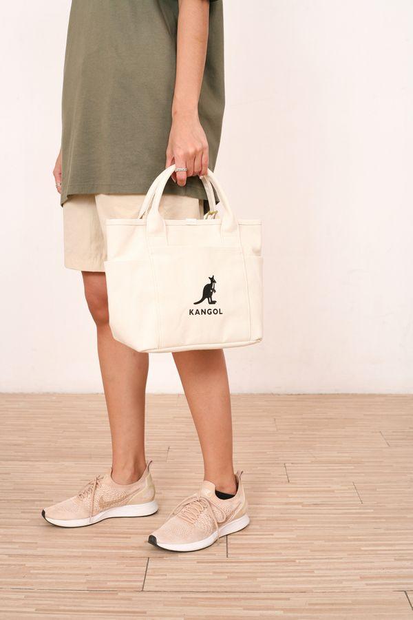 Kangol Canvas Tote Bag Picnic