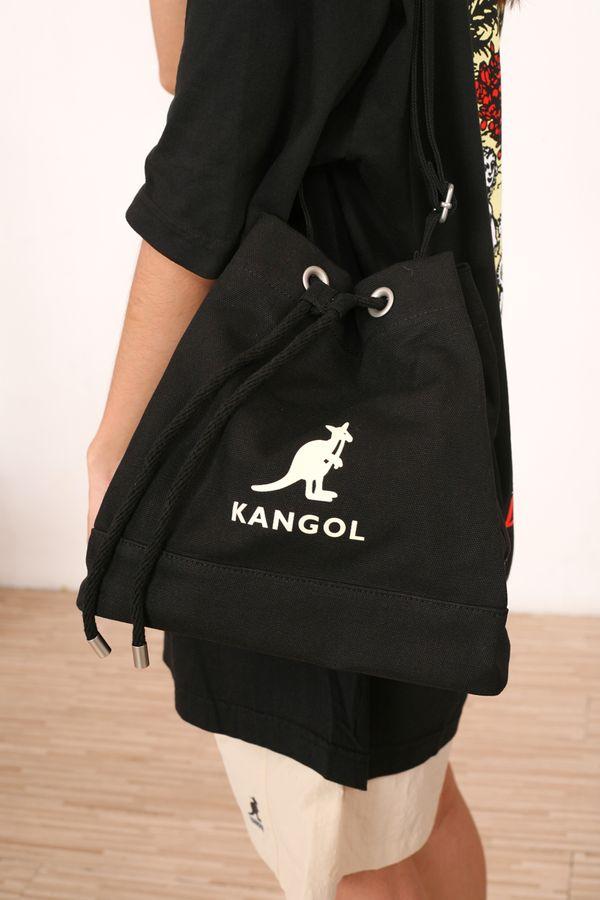 Kangol Amber Canvas Bucket Bag