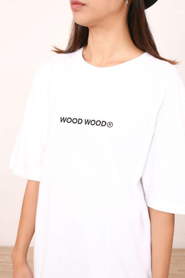 Wood Wood Sami Logo Tee