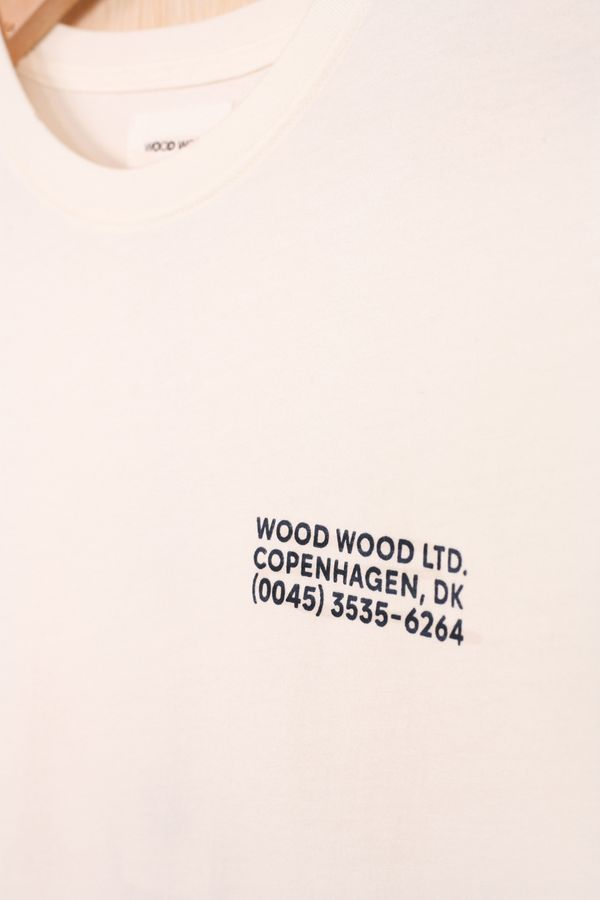 Wood Wood Sami Info Tee